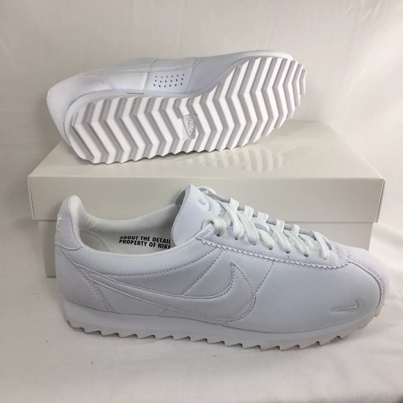 buy popular 319bd 06a4e Nike Cortez Shark shoes white mens 140